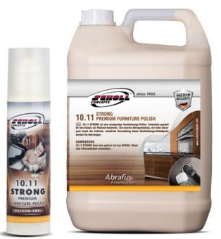 Scholl Concepts 10.11 STRONG Funiture Polish