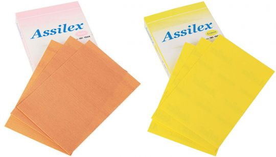Kovax SUPER ASSILEX STICK-ON Schleifstreifen 85 X 130 mm