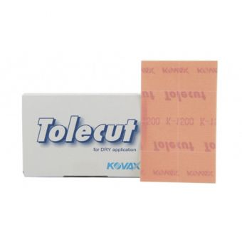 Kovax TOLECUT STICK-ON 1/8 - 29 X 35 mm / K1500 - Pink (VPE 200 Stk.)