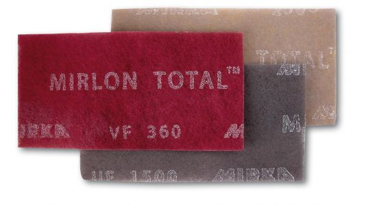 Mirka MIRLON TOTAL VLIES- Handpads 115 x 230 mm