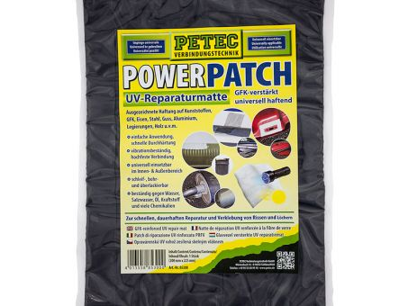 PowerPach UV Reparaturmatte  POWER PATCH 225 MM X 300 MM
