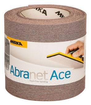 Mirka Abranet ACE Rolle 115 mm x 10 m / P120 (VPE 115 mm x 10 Meter)