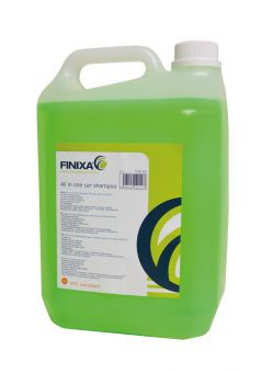 Finixa All In One Autoshampoo  - 5 Liter