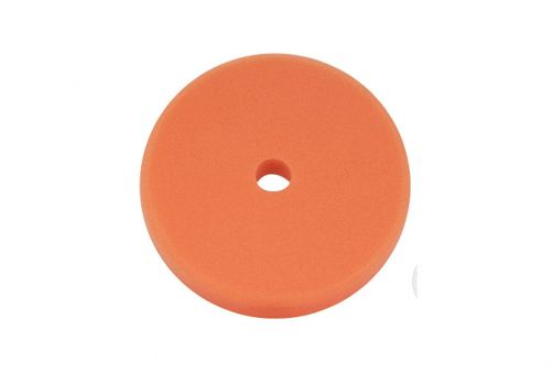 Scholl Concepts EcoFix mittelharter Polierschwamm orange / 165-25 mm