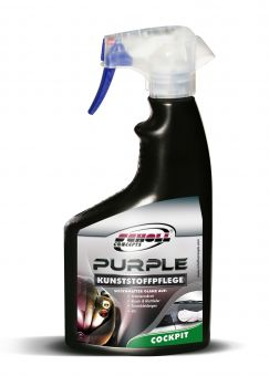 Scholl Concepts PURPLE Vinylpflege Liquid / 500 ml