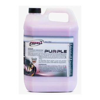 Vinylpflege Liquid PURPLE Scholl Concepts  / 5 Ltr.
