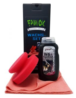 FaWoX Wachs- SET 250 ml
